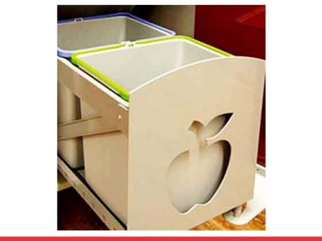 Cubos de basura induaho - Cubos de basura extraibles ...