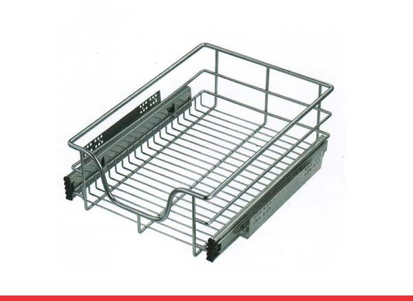 Extraibles de cocina en acero inoxidable induaho for Accesorio extraible mueble cocina