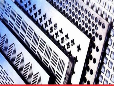 Paneles en Acero Inox