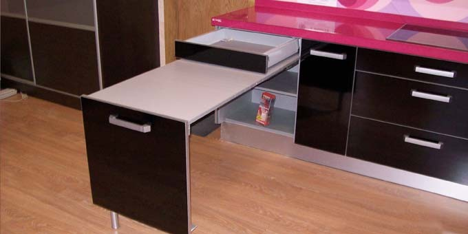 Mesa de Cocina Extraible Induaho